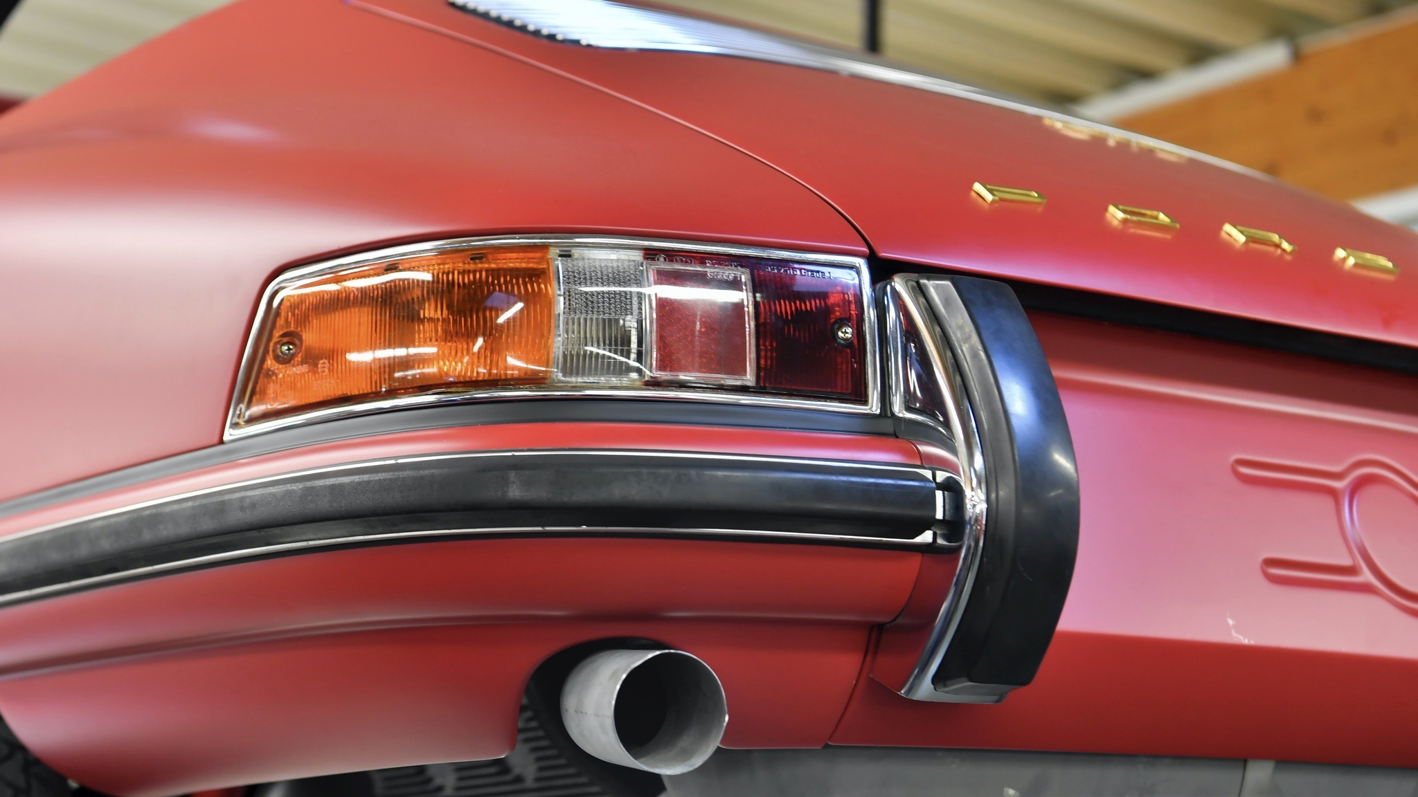 Porsche Classic 911 restoration 25