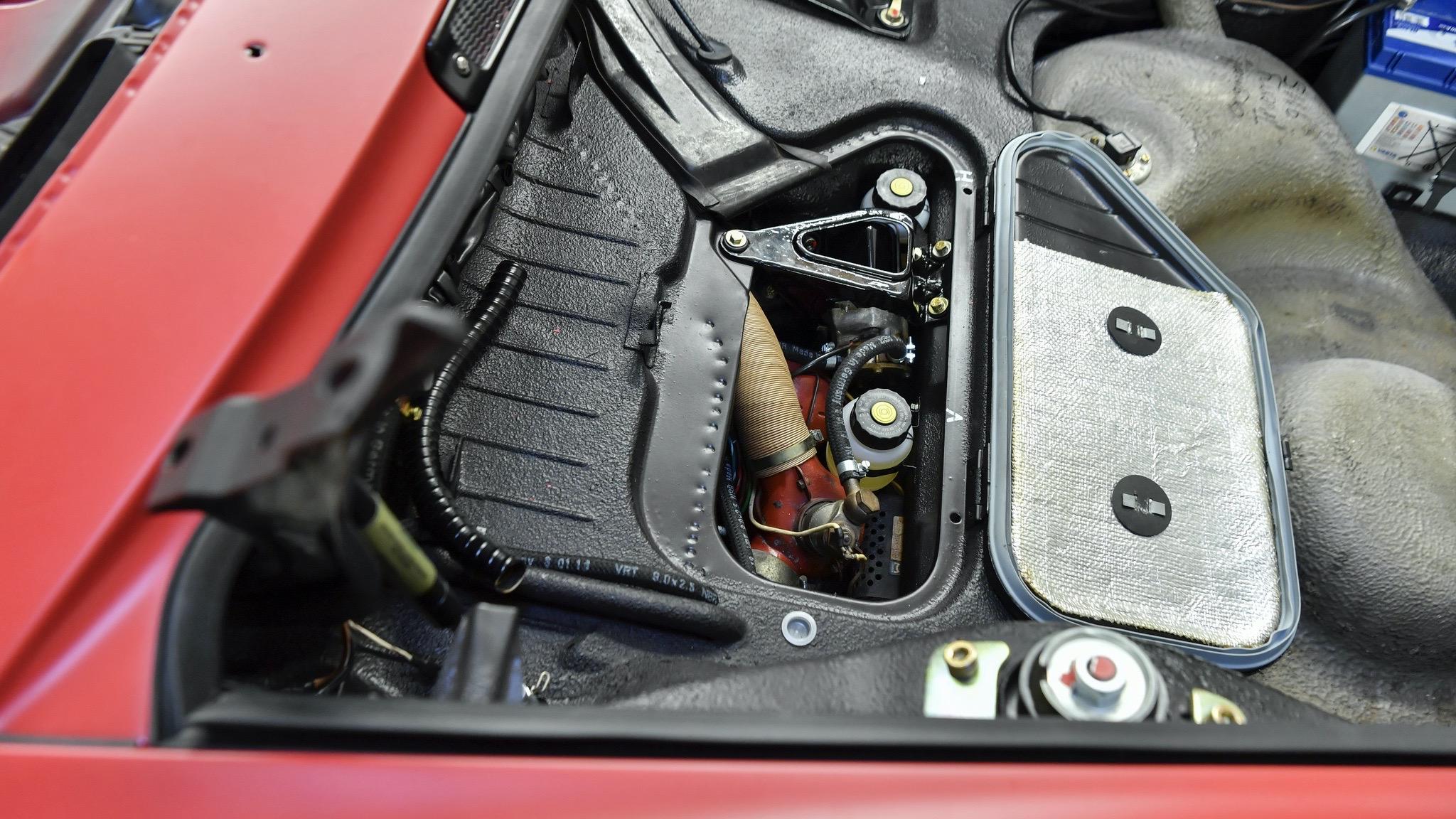Porsche Classic 911 restoration 26