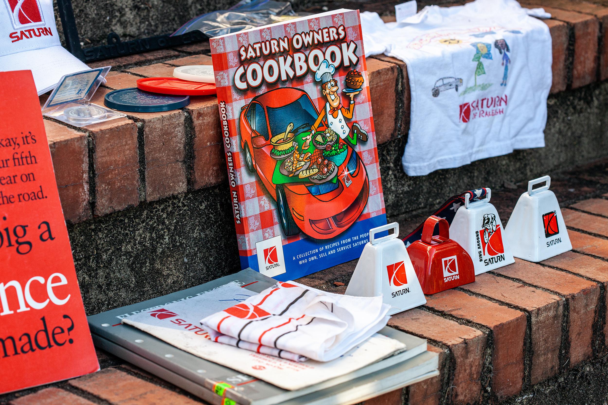 saturn owners cookbook amongst gear