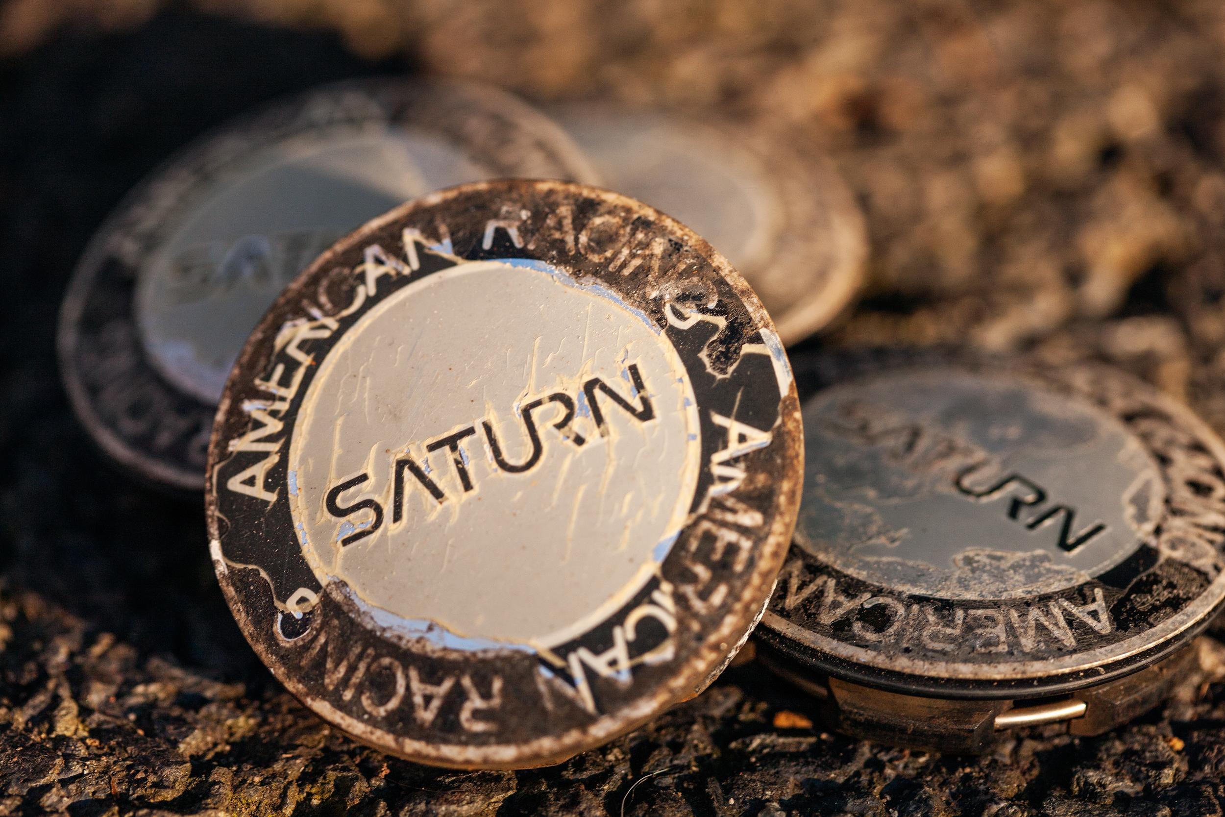 saturn racing chip detail