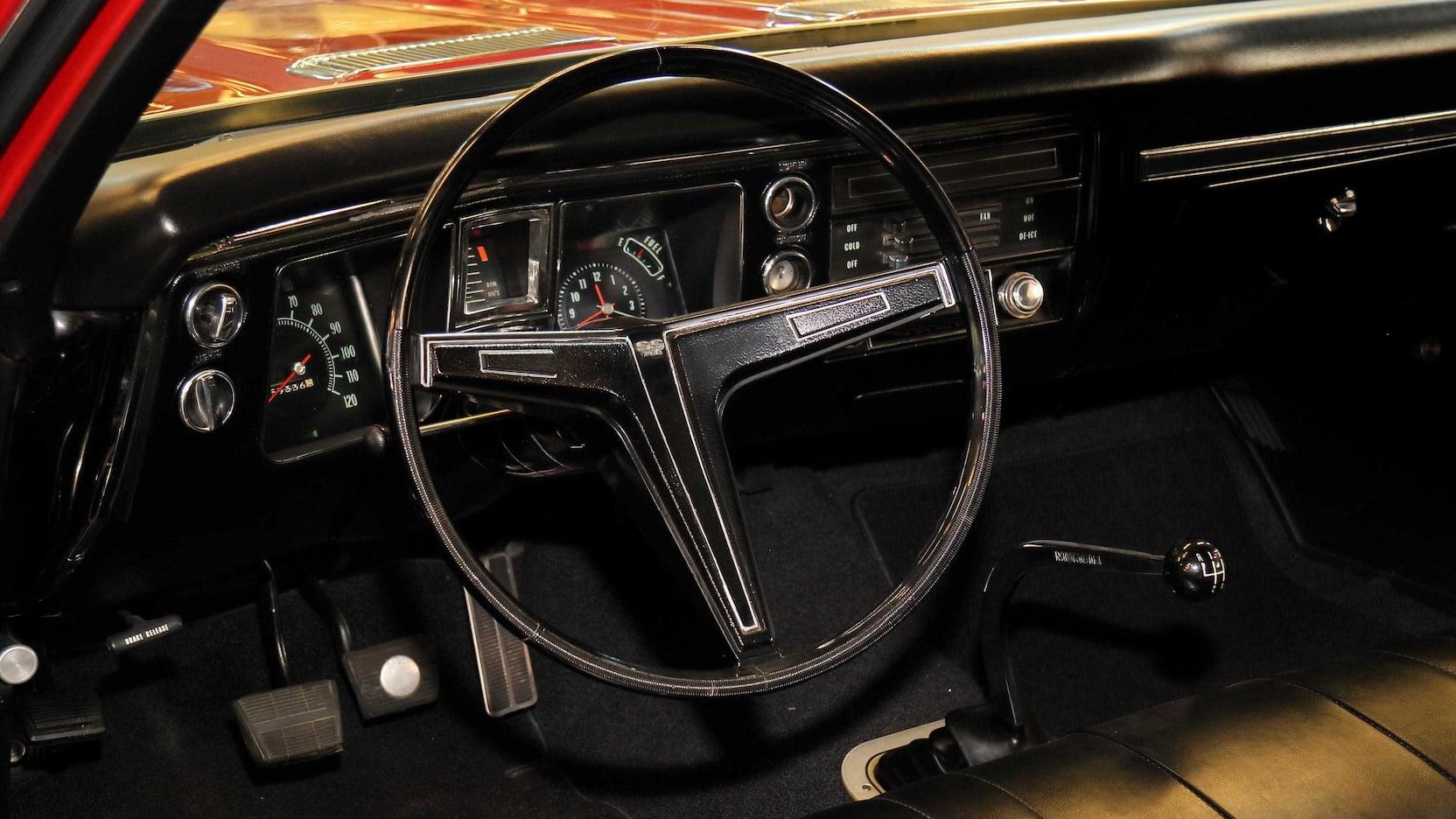 1968 CHEVROLET CHEVELLE SS L89