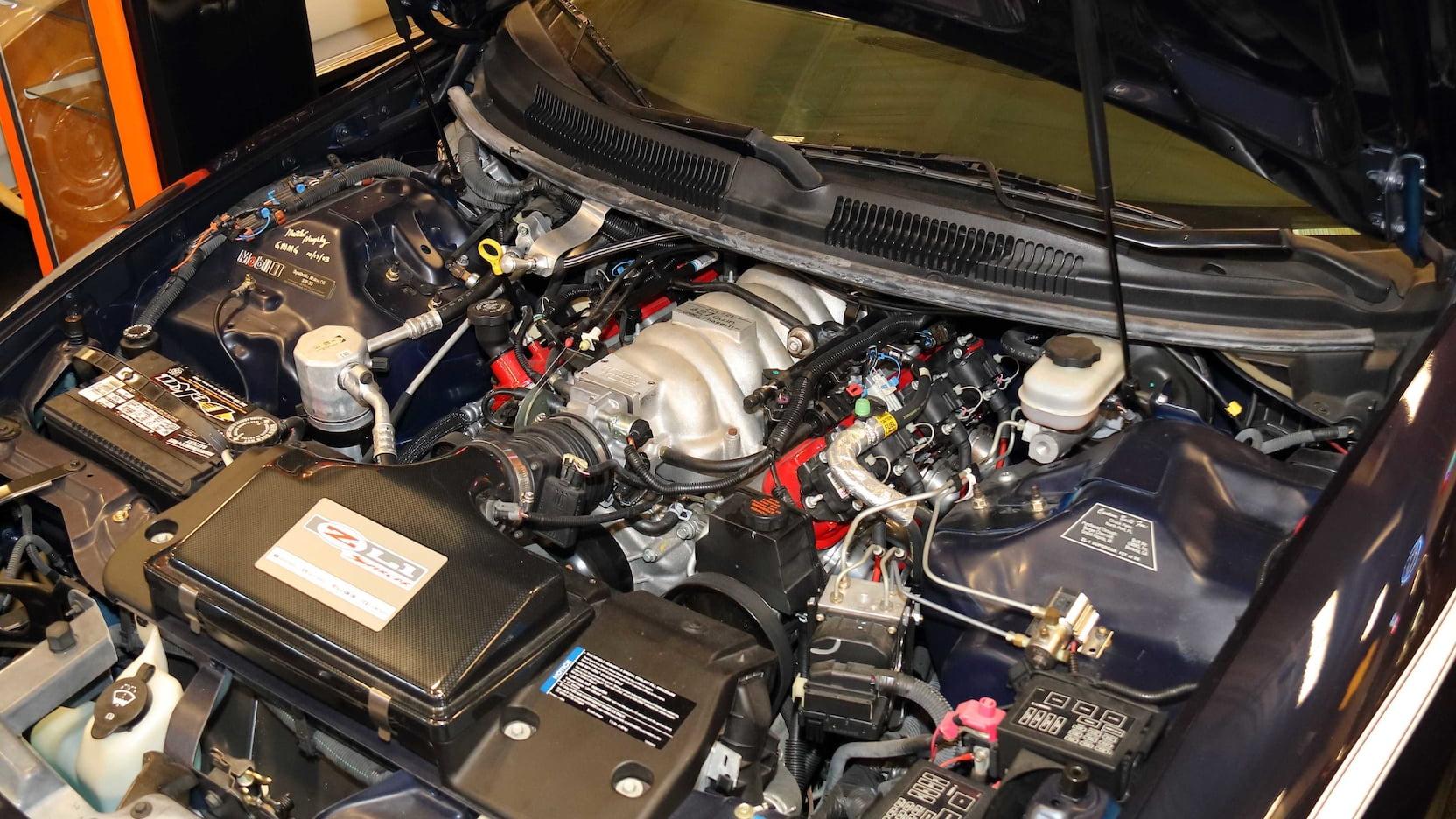 2002 Chevrolet Camaro SS ZL1 Super car