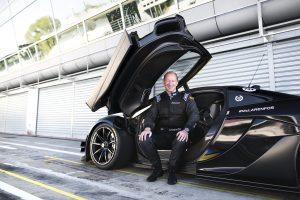 In Conversation with McLaren CEO Mike Flewitt