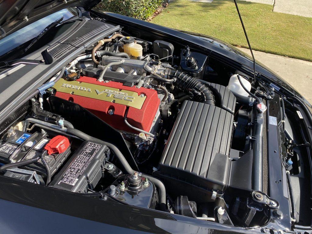 Honda s2000 cr engine