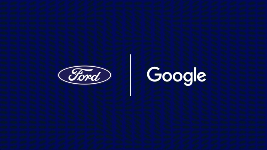 ford google android auto announcement