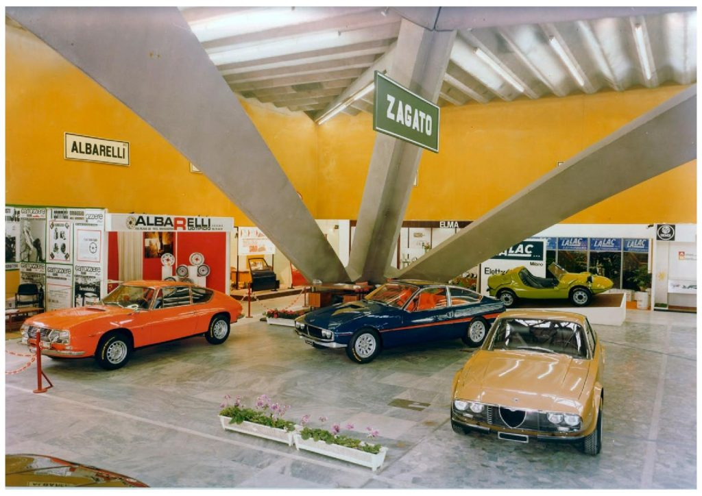 1969 Volvo GTZ Zagato