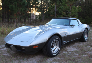 1978 Chevrolet Corvette Anniversary