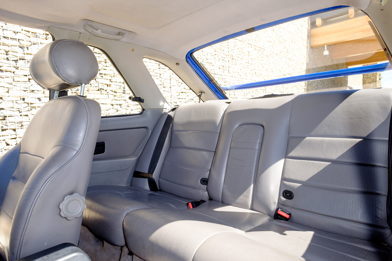 1987 Merkur XR4Ti rear