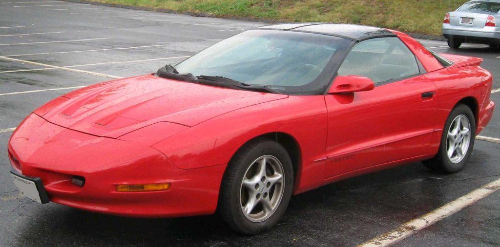 1993-1997 Pontiac Firebird