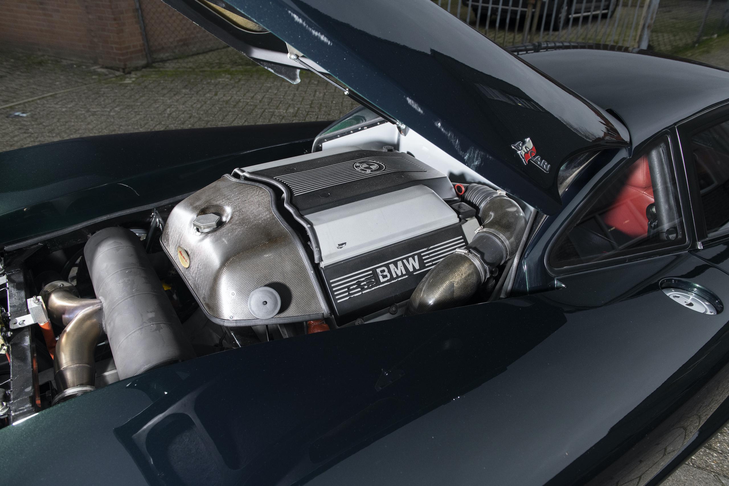 1997 Ascari Ecosse engine