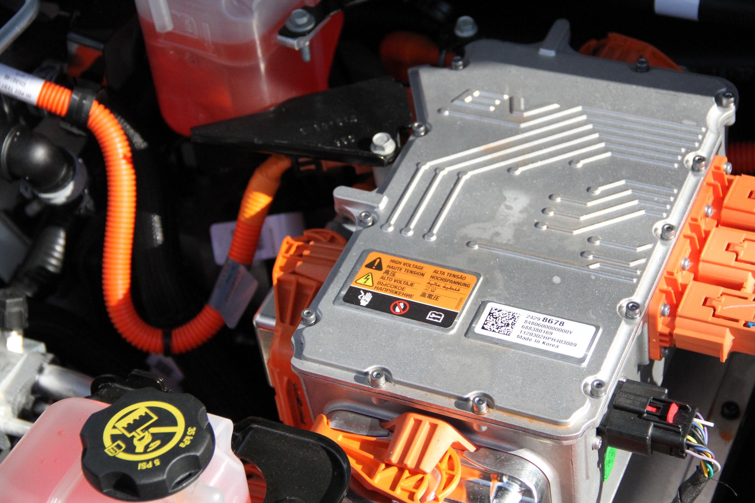 2022 Bolt EUV engine detail