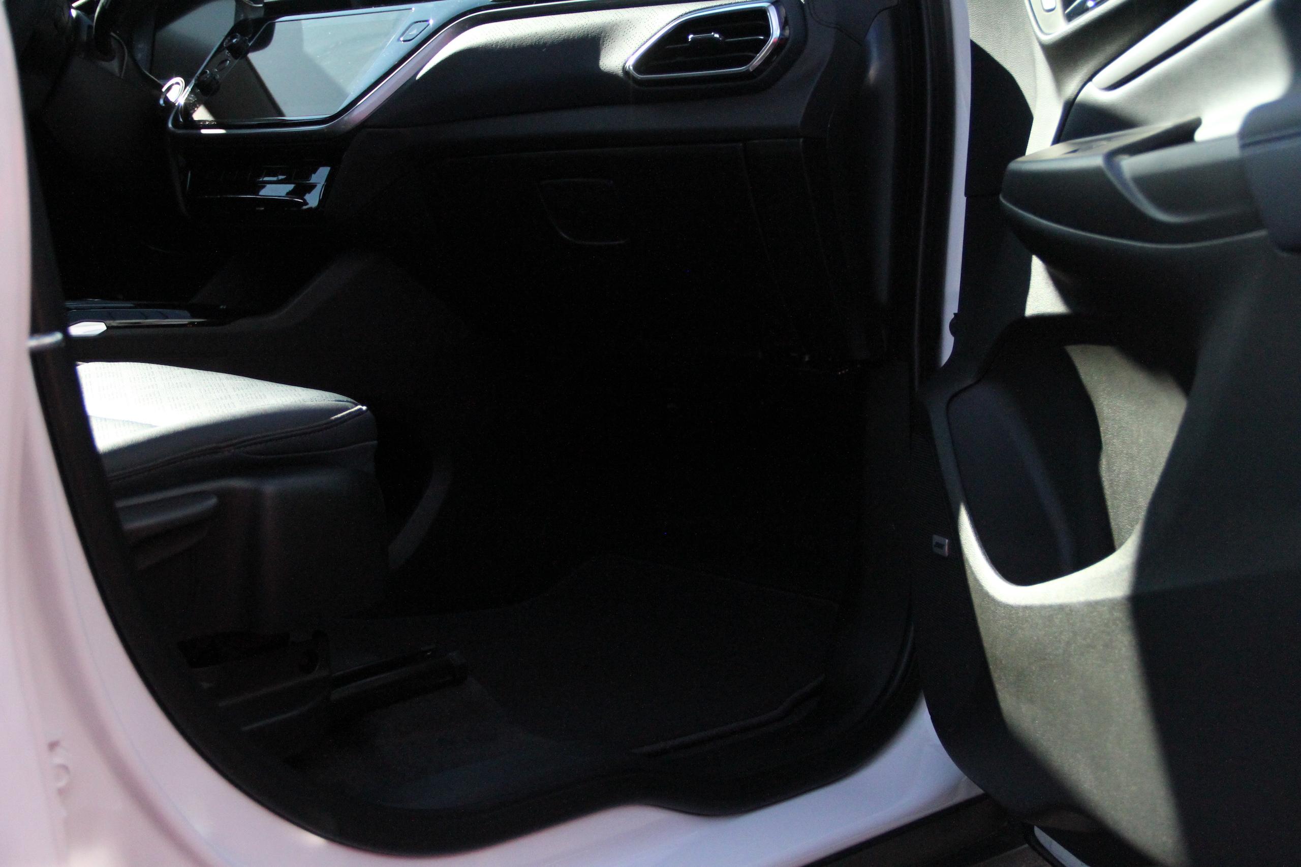 2022 Bolt EUV passenger side