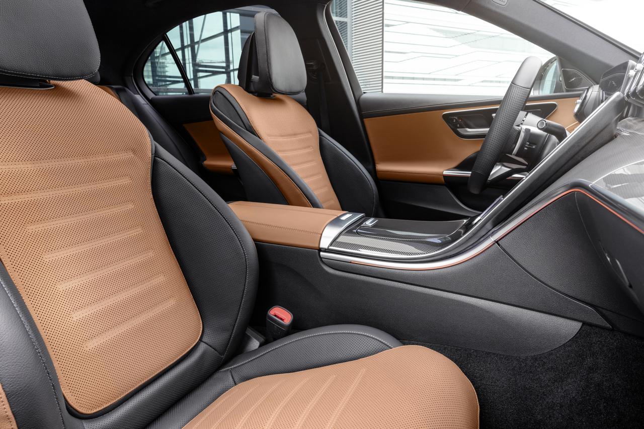 2021 Mercedes-Benz C-Class interior 5