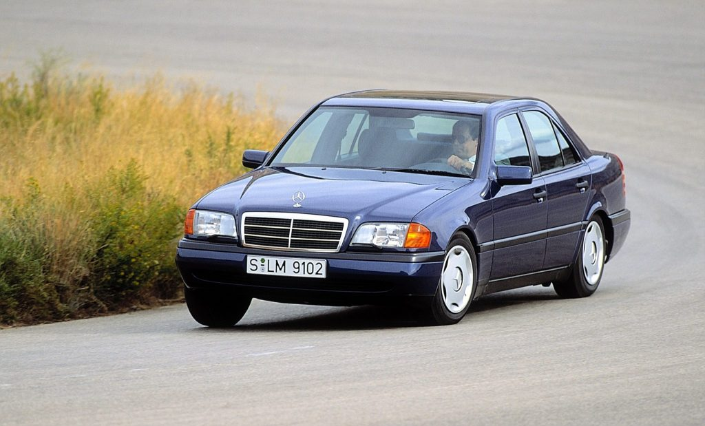 Mercedes-Benz W202 C-class