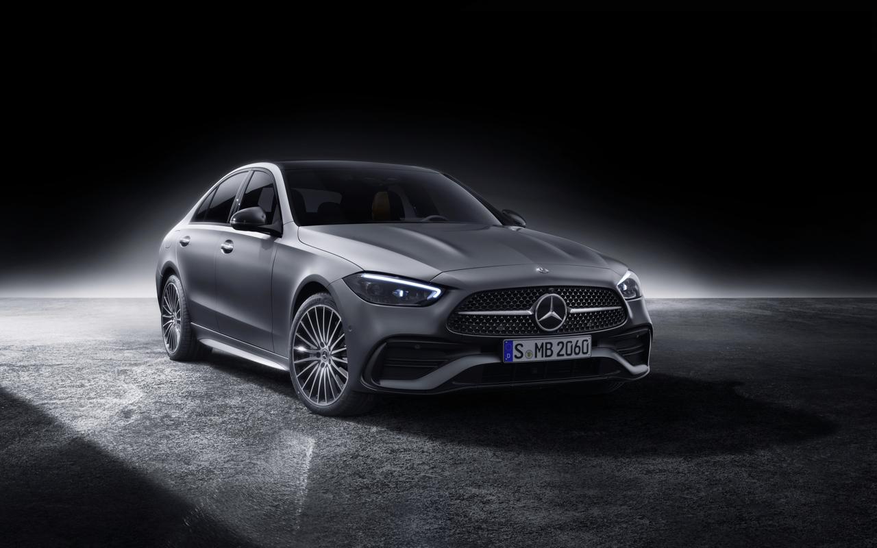 2021 Mercedes-Benz C-Class studio 7