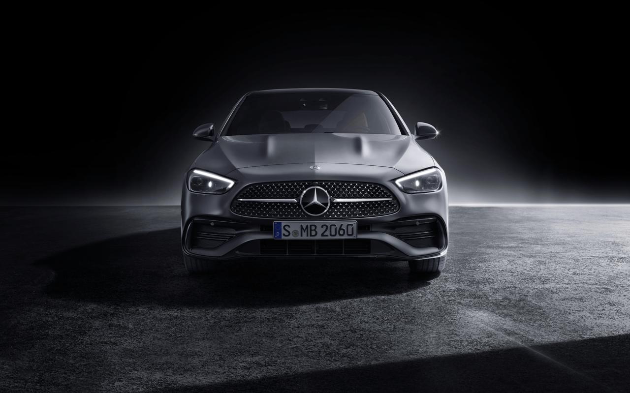 2021 Mercedes-Benz C-Class studio 1