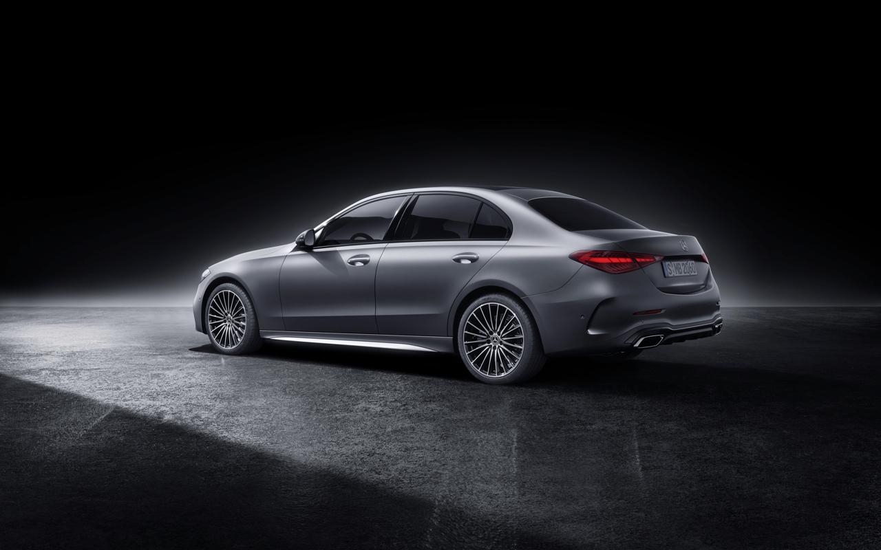 2021 Mercedes-Benz C-Class studio 3