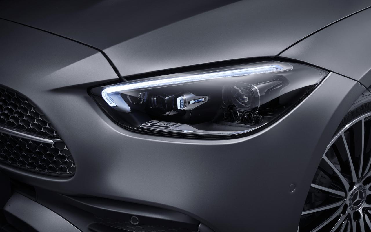 2021 Mercedes-Benz C-Class studio 5