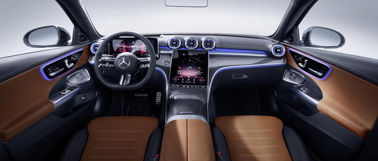 2021 Mercedes-Benz C-Class studio 9