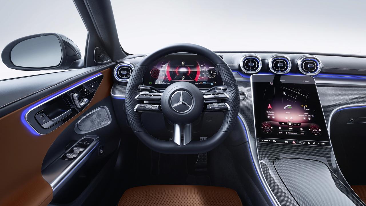 2021 Mercedes-Benz C-Class studio 13