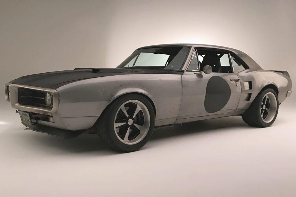 Brendon Vetuskey - Hot Wheels - His 1967 Custom Firebird