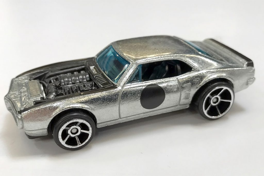 Brendon Vetuskey - Hot Wheels - Custom '67 Firebird Hot Wheels car out of package