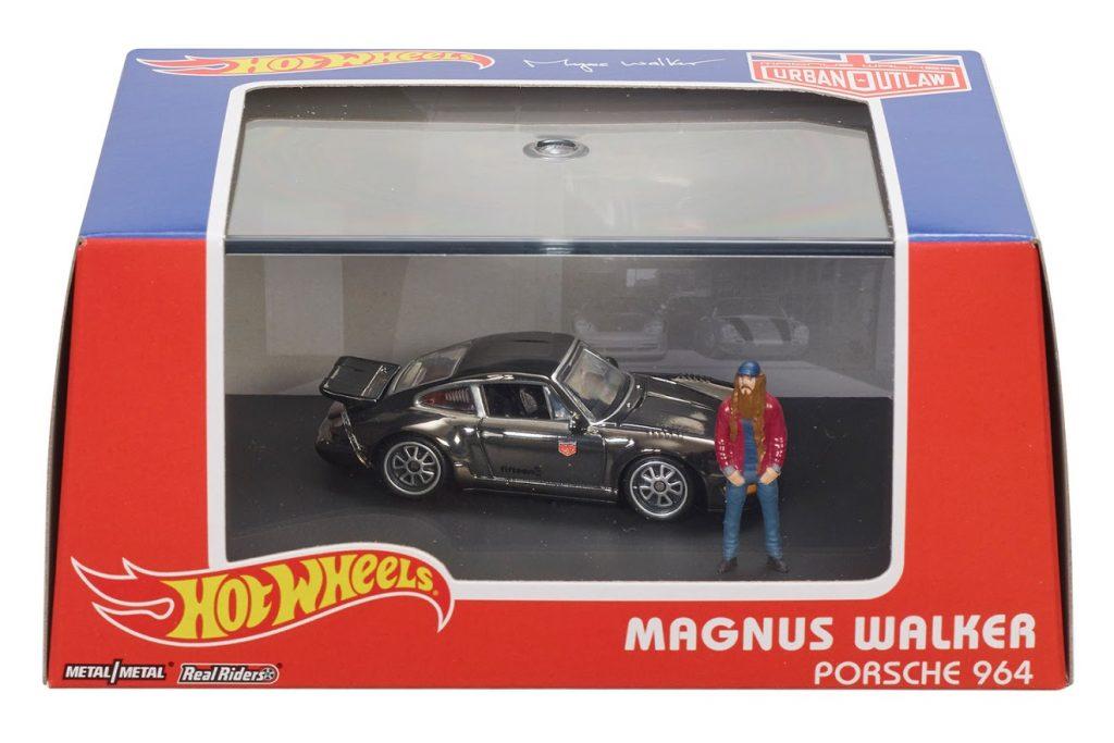 Brendon Vetuskey - Hot Wheels - Magnus Walker Porsche 964