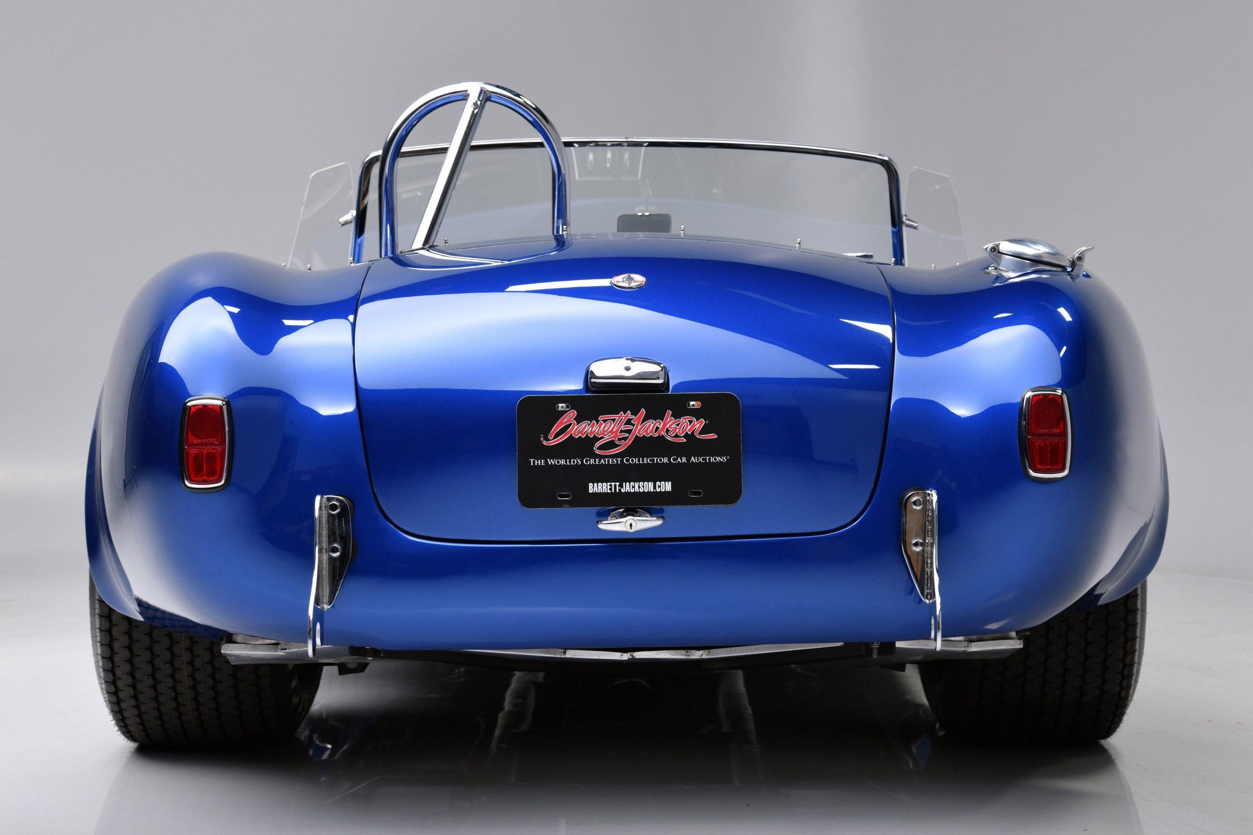 CSX 3015 Shelby Cobra rear
