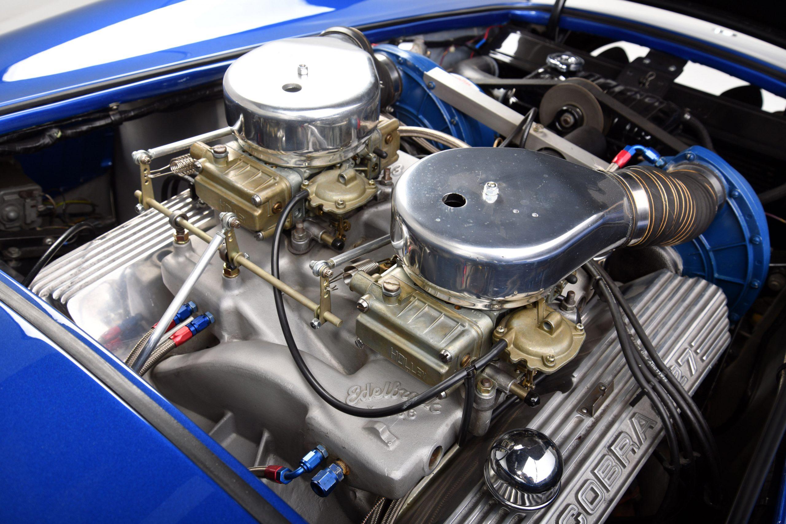 CSX 3015 Shelby Cobra engine