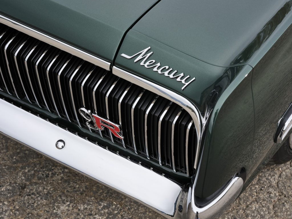 Ringbrothers 1968 Mercury Cougar grille