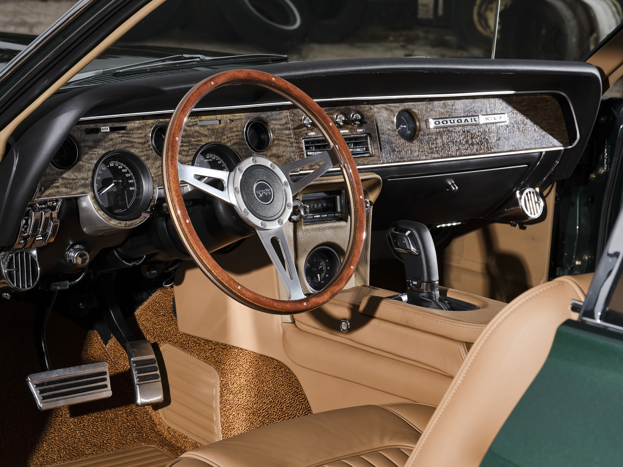 Ringbrothers 1968 Mercury Cougar