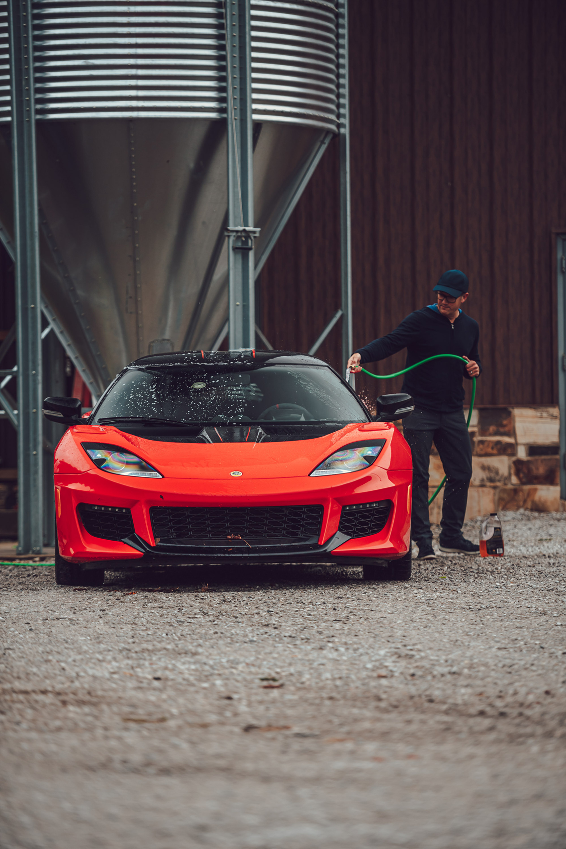 2020 Lotus Evora GT and McKeel Hagerty