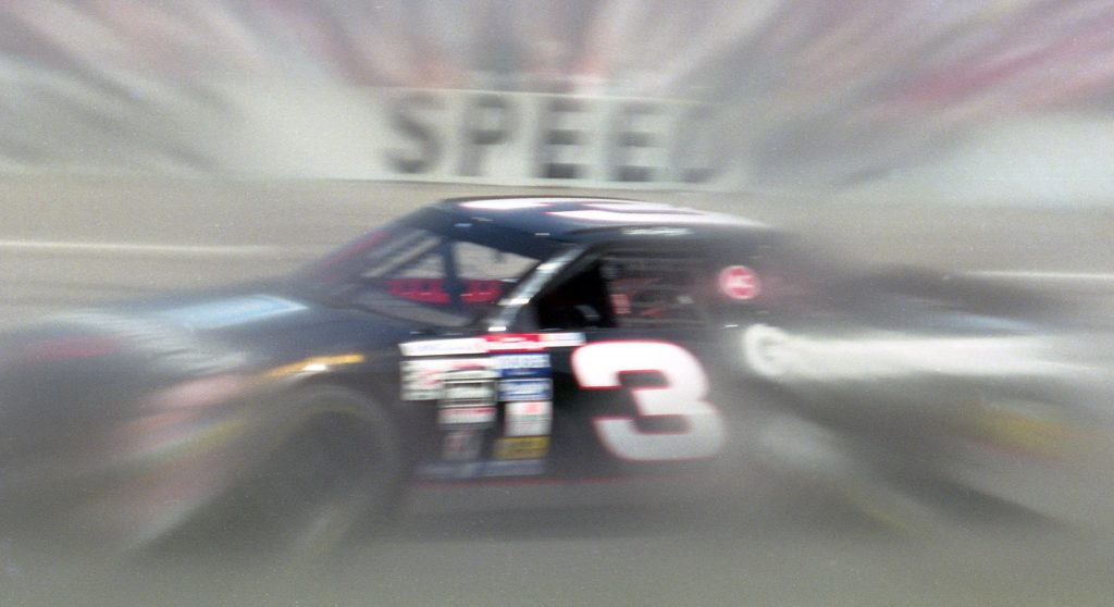 Dale Earnhardt action effect