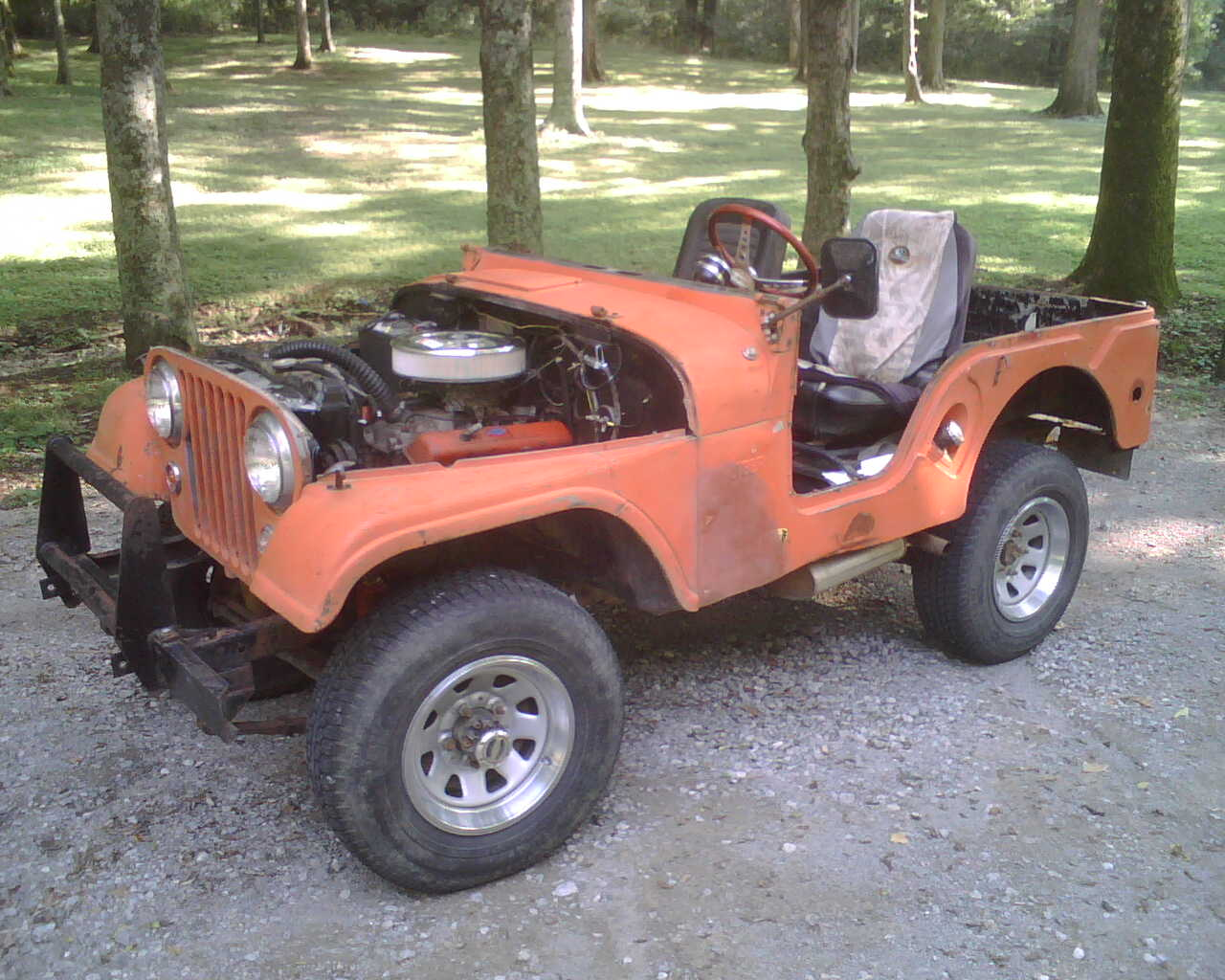 Did I accidentally buy Don Prudhomme's hot-rodded Willys CJ-5 for $1600?