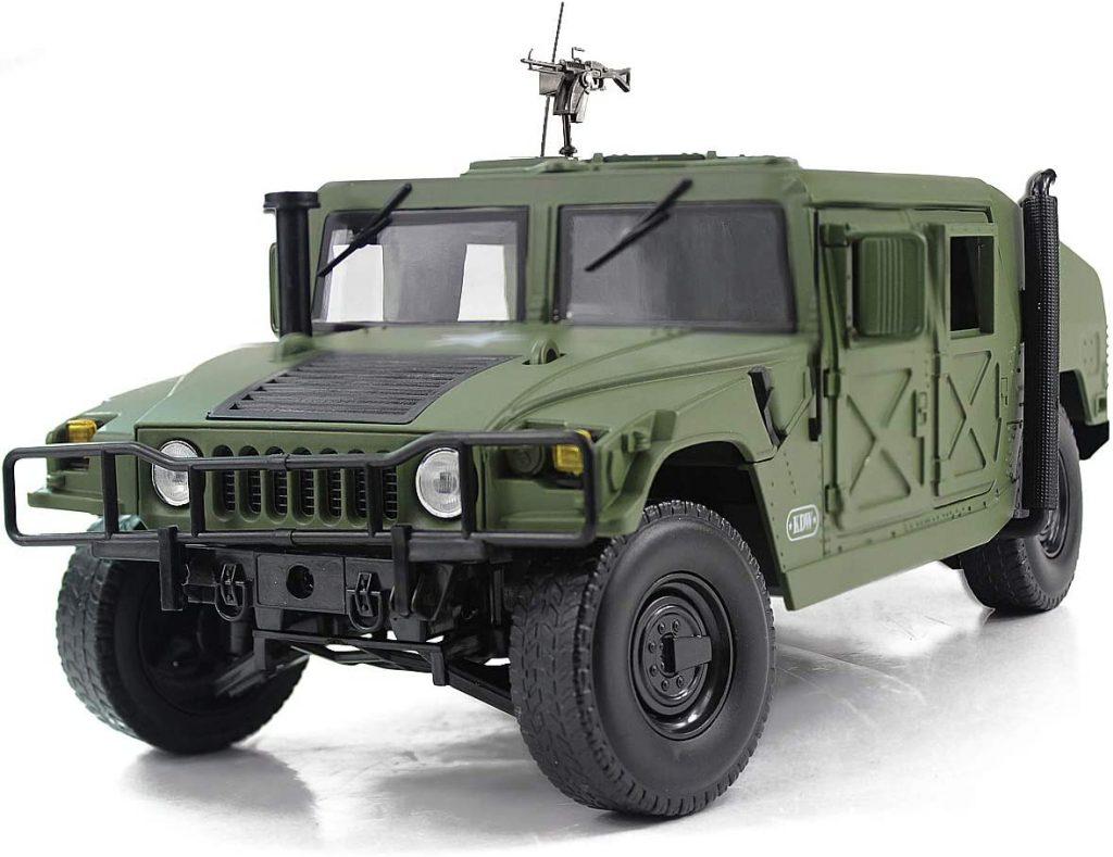 Humvee front three-quarter