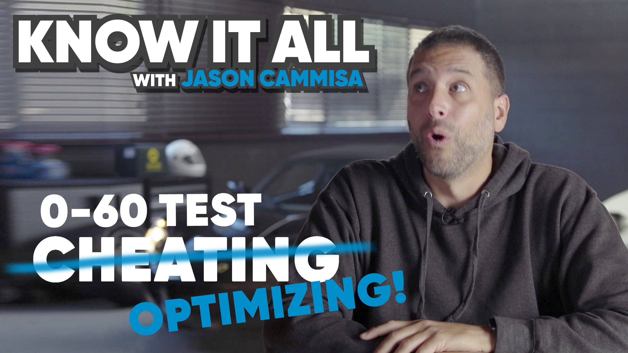 Jason Cammisa Know It All