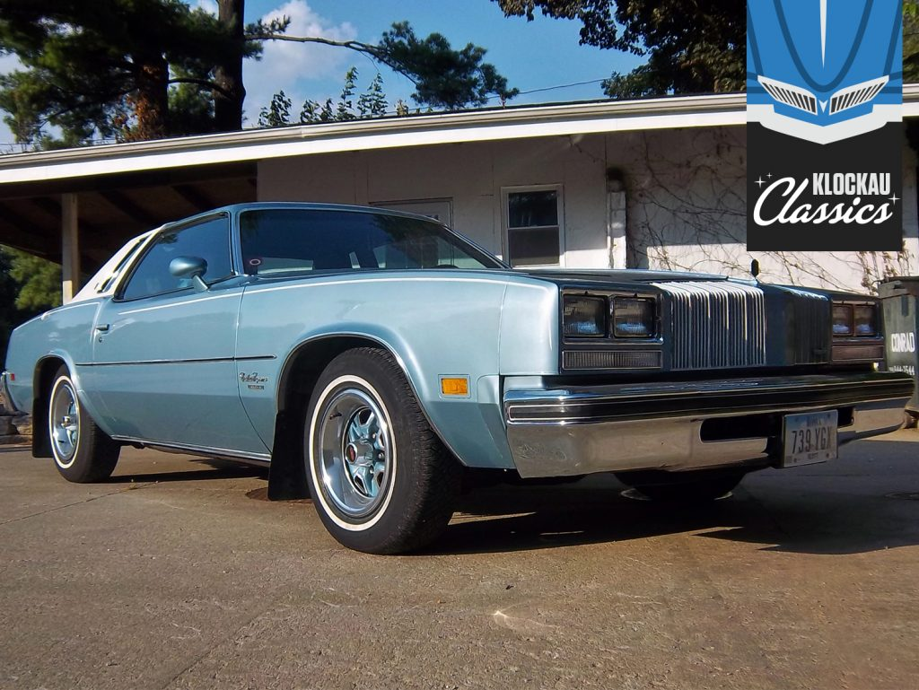 Oldsmobile Cutlass Supreme Brougham Klockau Thumb
