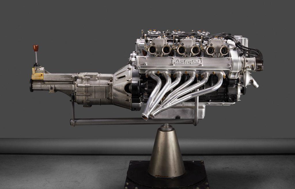 Ferruccio V12 Lamborghini Engine