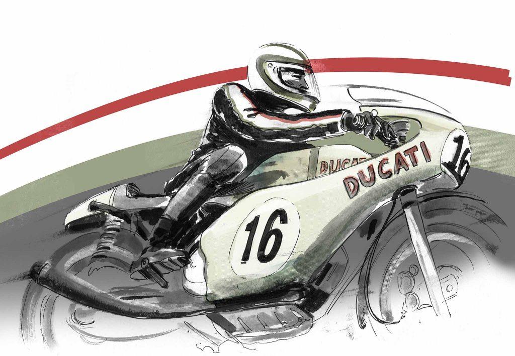 Stock Stories Ducati Imola Race