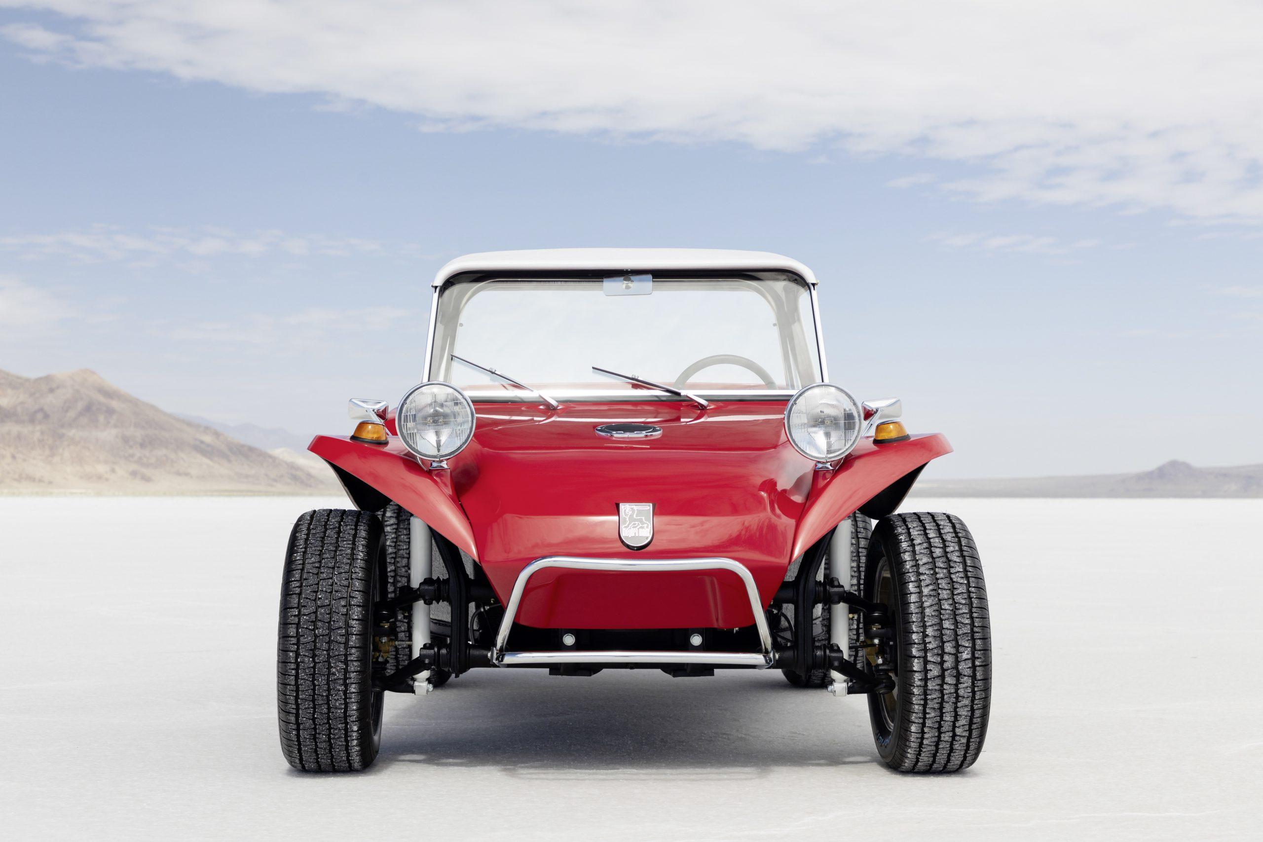 Meyers Manx Fiberglass Dune Buggy front