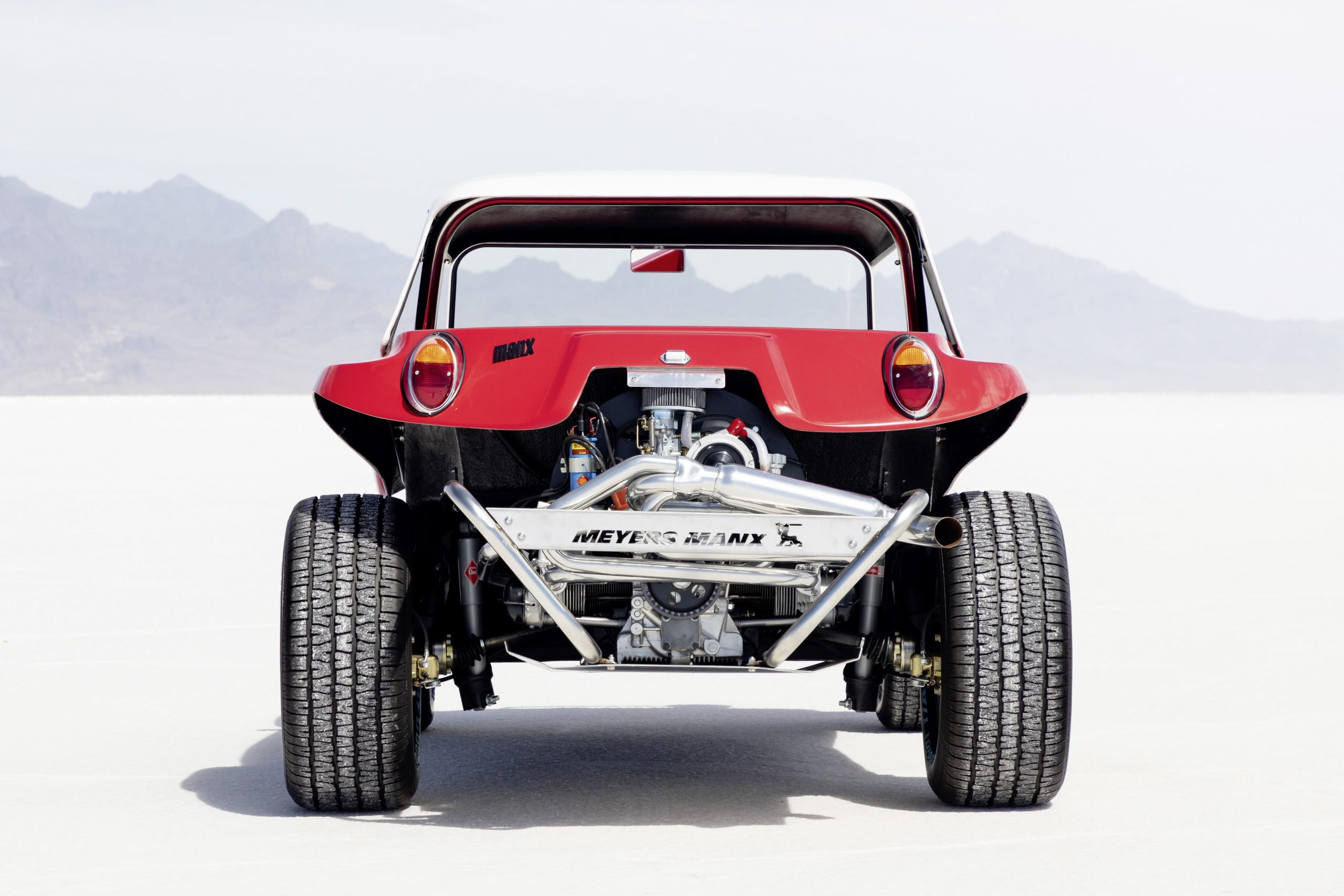 Meyers Manx Fiberglass Dune Buggy rear