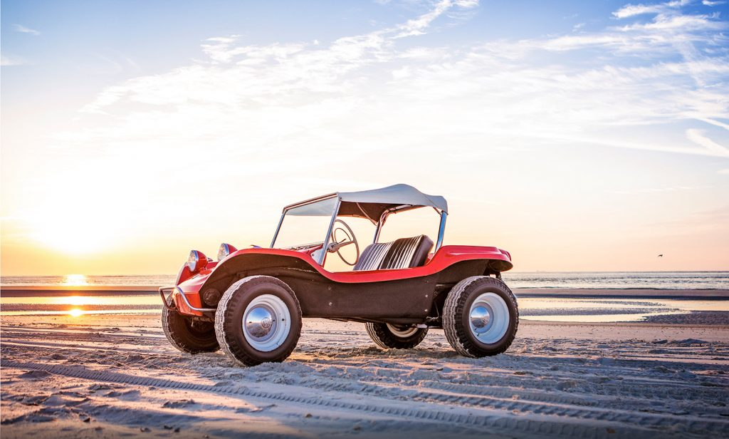 Meyers Manx Fiberglass Dune Buggy