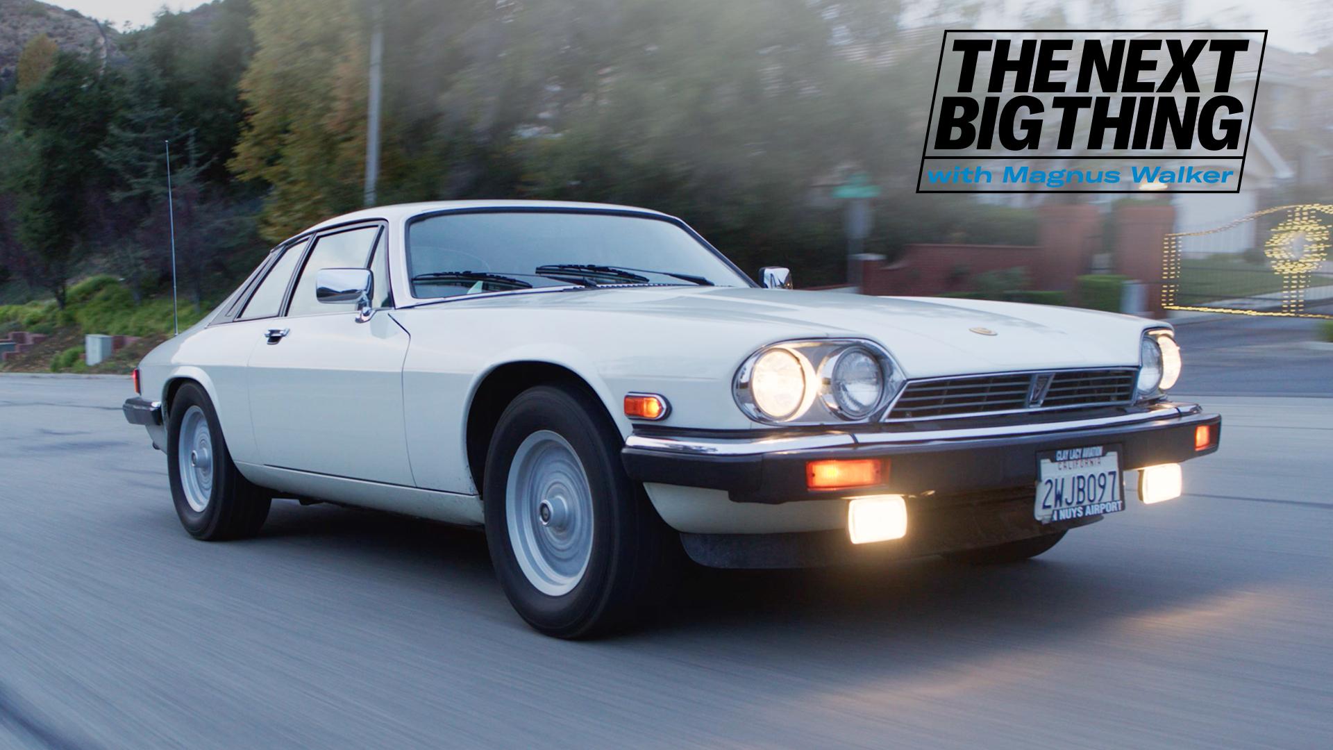 The Next big Thing Jaguar