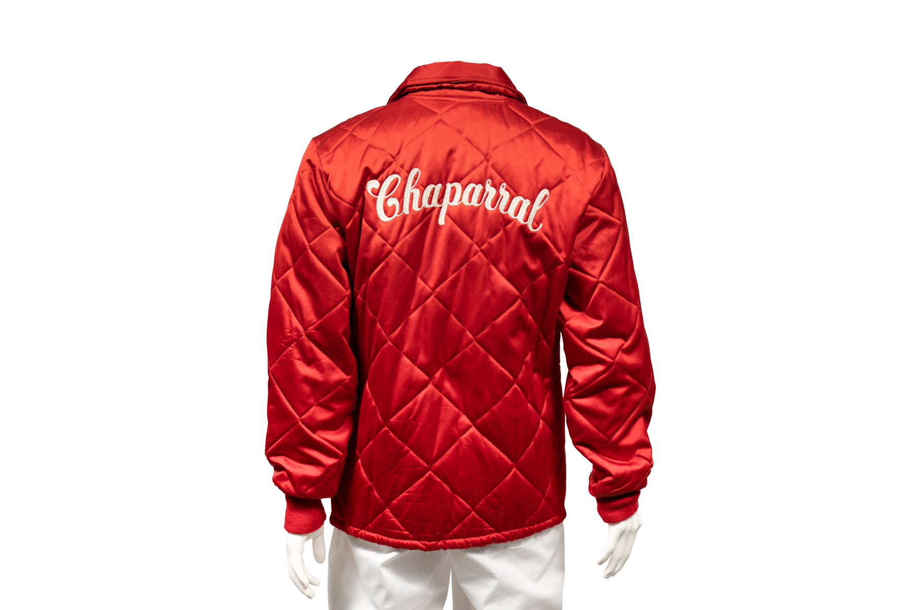 phil hill chaparral jacket back