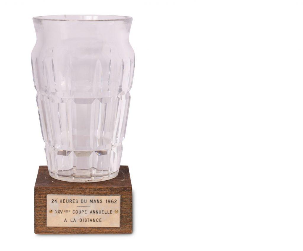 phil hill 1962 le mans trophy