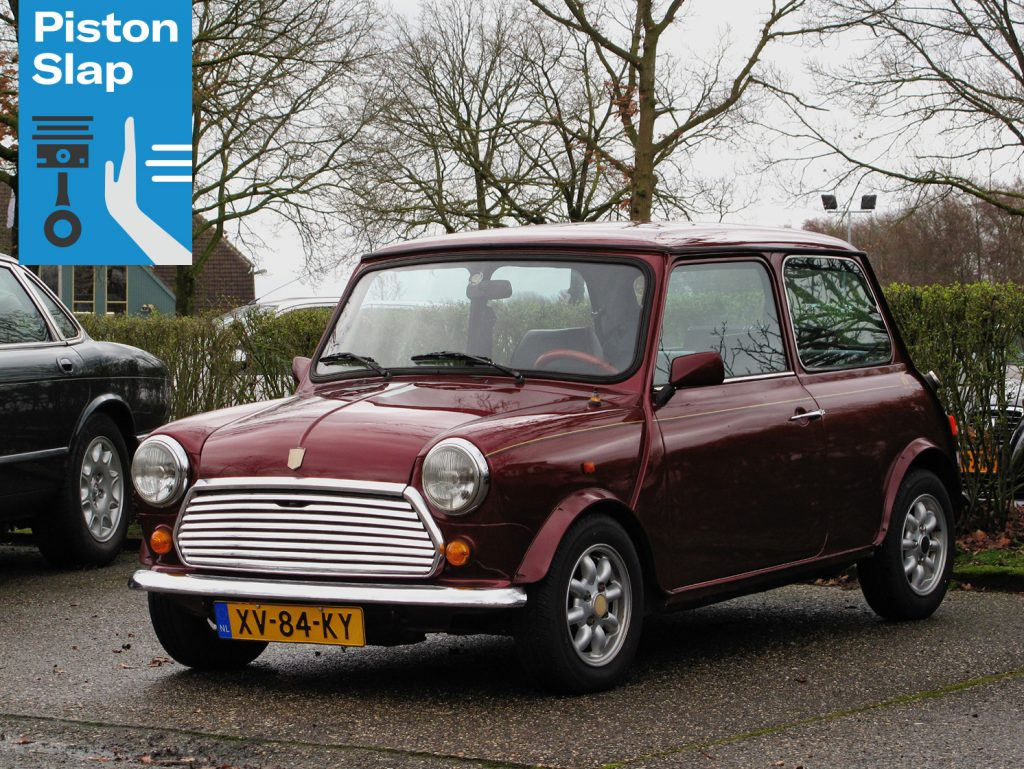 Mini Mayfair Piston Slap