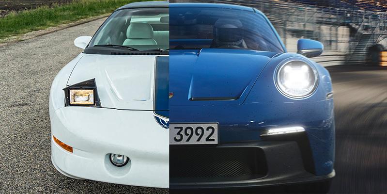 Porsche Firebird