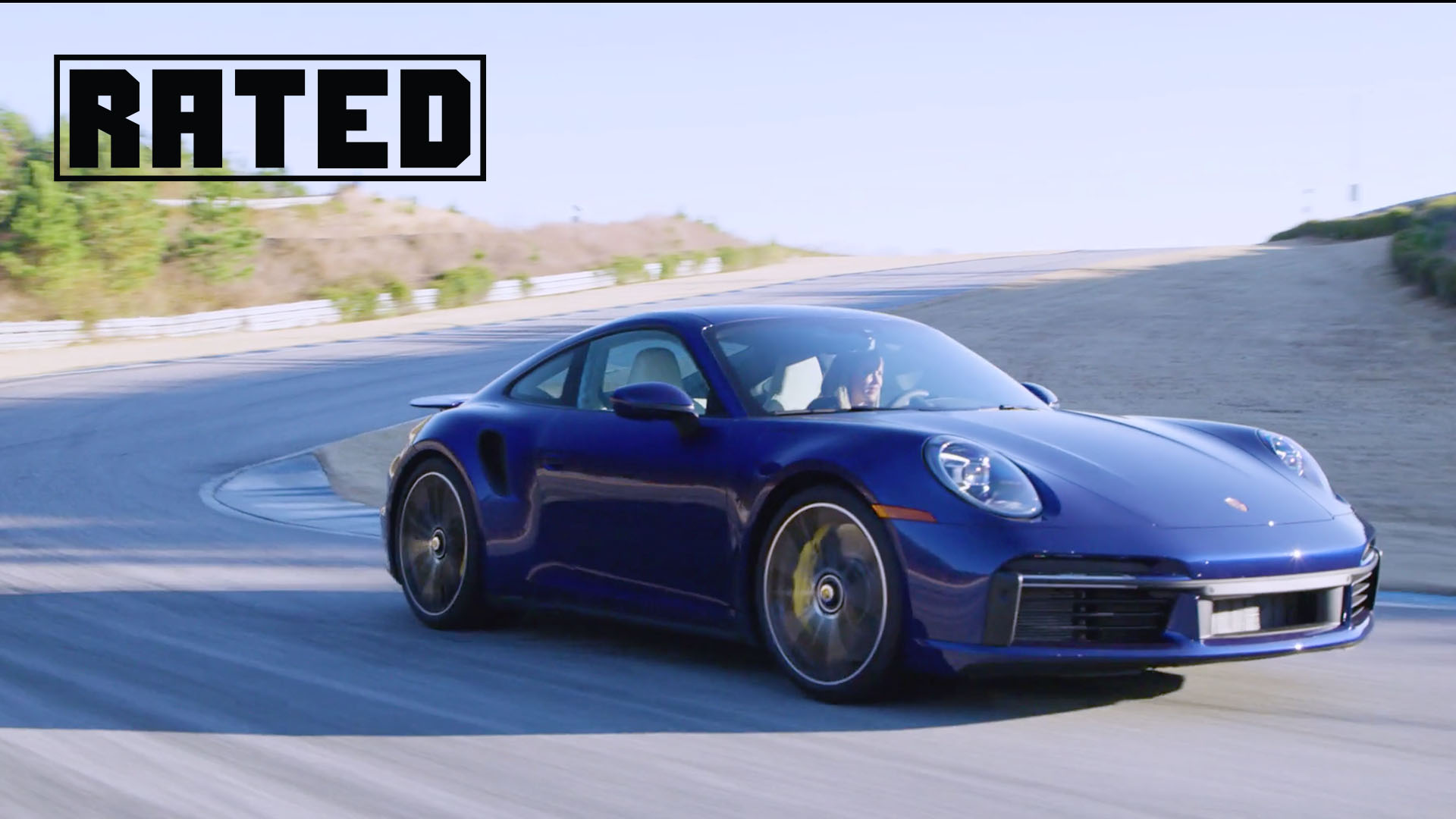 Rated Porsche 911