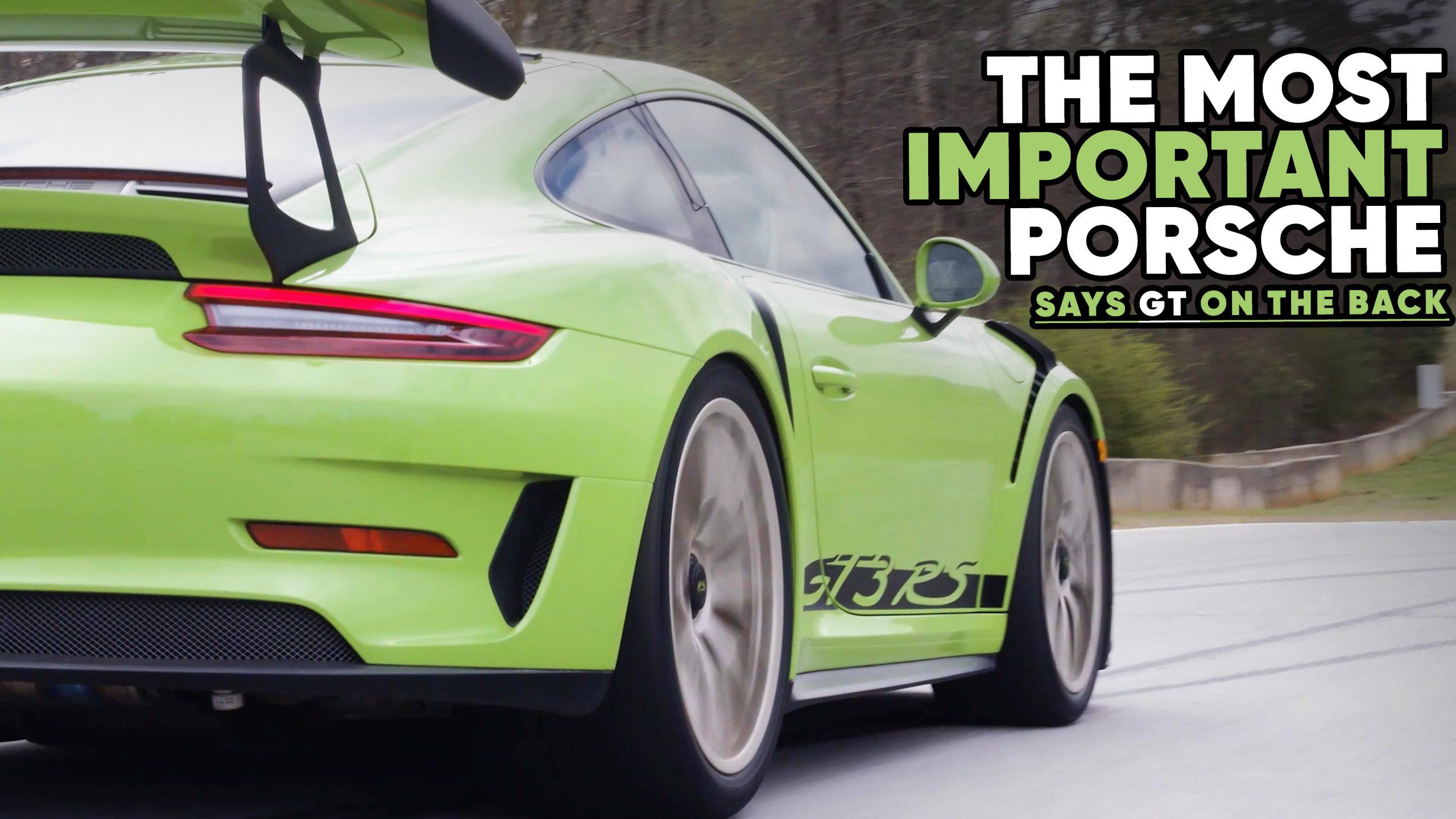 Revelation episode 3 Porsche GT3