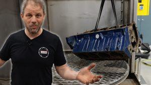 Rub-a-dub-dub, Cadillac engine parts in a tub | Redline Update #72
